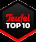 Logo Teufel Top Ten