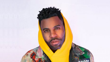 Jason Derulo Top 40 Header