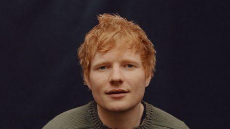 Ed Sheeran Top 40